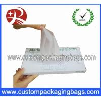 Quality Disposable Colored Plastic Biodegradable Bags Gloves For Food Service for sale