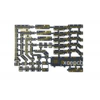 Buy cheap Satellite Broadcast Radio Transmission Taconic Rigid PCB Circuit Board Low Loss from wholesalers