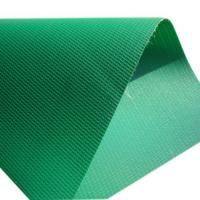 Quality 365 GSM Emnossed FR PVC Coated Fabric For bed covering for sale