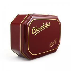 Quality Custom Chocolate Metal Tins Wholesale Company for sale