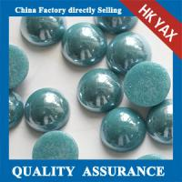 Quality Korea hotfix ceramic pearl;china hotfix ceramic pearl for dresses;wholesale hotfix ceramic pearl for sale
