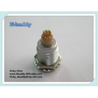 Quality Lemo EGG fixed socket 1B 10pin female connector EGG.1B.310.CLL for sale