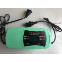 Quality 48v Motorcycle Car Lead Acid Battery Charger Pulse Repair With EU US UK AU Plug for sale