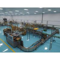 Quality Automatic Robotic Case Packer High Performance 110kg Loading Capacity for sale