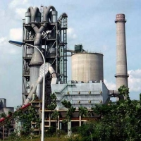 Quality Air Solid Suspension Cyclone 2500T/D Cement Preheater for sale