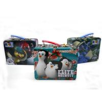 Quality Best Kids' Lunch Tin Boxes for School for sale