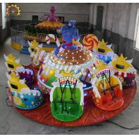 Quality new fun beatiful rides indoor or outdoor amusement equipment crazy dance ride Magic lamp ride for sale for sale