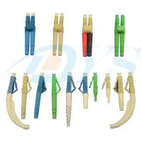 Buy ROHS quick connect multimode fiber optic connector Insert loss ≤0.2dB at wholesale prices