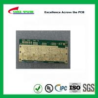 Buy cheap High Density PCB Multilayer Pcb Manufacturing Process With 4L IMMERSIONGOLD from wholesalers