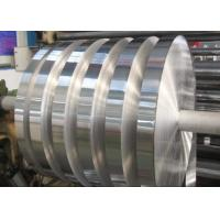 Quality Hot - Rolling Mill Finished Aluminum Sheet Coil Fin Strip For Intercooler for sale