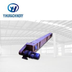 China OEM Industrial Chain Conveyor , Coal Scraper Conveyor Machine 380V on sale