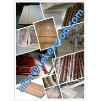 Quality sell beech stair culomn solid wood stair specification for sale
