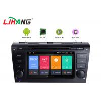 Quality MAZDA 3 Car Dvd Player With Screen , Mirror Link Android Auto Dvd Player for sale