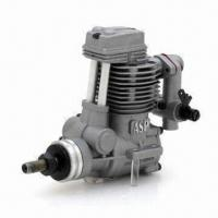 Quality Small Model Engine, Suitable for Car/Boat/Fixed Wing/Helicopter Models, with 5.00cc Capacity for sale