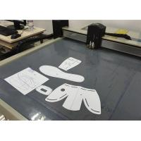 China Garment Apparel Shoe Paper Pattern Cutter Plotter CNC Knife Table on sale