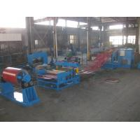 Best 100KW Steel Coil Slitting Line Machine with Common Carbon Steel Sheet wholesale