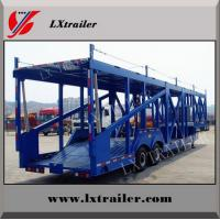 Best Best price 2 / 3 Axles Hydraulic Car / Vehicle Carrier/Car Transport Semi Truck Trailer wholesale