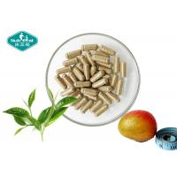 Quality Transparent Natural Weight Loss Capsules Extract From African Mango And Green Tea for sale