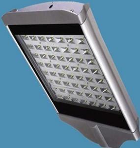 Quality High power 64Watt Aluminum LED roadway lighting fixtures 2500 - 10000K for highway  for sale