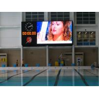 Best 32*32 Pixel p6 indoor led video display Full Color for Stadium  , train & bus station wholesale