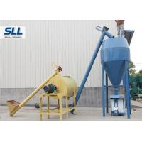 Easy Operate Dry Mortar Mixer Machine , Dry Mixer Machine Less Space Demand