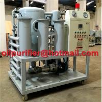 Quality transformer oil filtration plant manufacturers, China Vacuum Oil Purifier, oil cleaner, insulation oil recycling system for sale