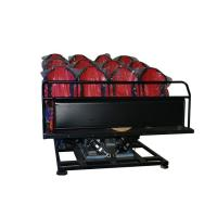 Quality Customized Shopping Mall VR Cinema , Mobile 6 Seat 5D Theater Equipment for sale