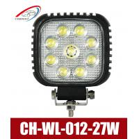 "Best 5"" 27W LED Working Light, LED Work Light, Excavators/Bulldozer/Treedozer Lights (CH-WL-012-9W/27W) wholesale"