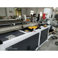 China Toilet Roll / Kitchen Towel Band Saw Cutting Machine 80 Cuts / Min High Efficiency on sale