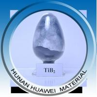 Quality Super Fine Titanium Diboride Powder , Titanium Boride Powder Oxidation - Resistant for sale