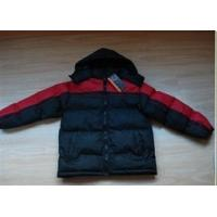 Best 8506 boy's padding  jackets stock(coats,tops,children's clothing,children's garments,jackets stocks) wholesale