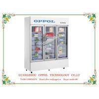 Quality OP-800 CE Certification R134a Refrigerant Single-temperature Display Cooler for sale
