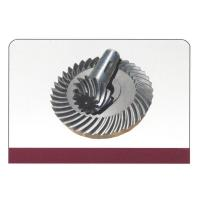 Buy cheap high precision grinding gear,Spiral helical gears,Large Grinding wheel gears from wholesalers