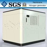 Quality Nitrogen Generation System Nitrogen Membrane Generators SGS BV Approval for sale