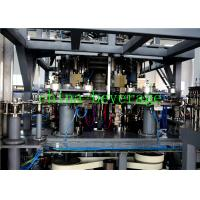 China Combi Block Filling Capping Machine 8-40-10 18000BPH on sale