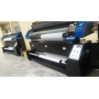 Quality Dx7 Heads Dye Sublimation Textile Printer 1.8m Print On Transfer Paper And Textile Directl for sale