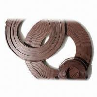 Quality Rubber Magnet Strips, Customized Shapes, Sizes and Lengths are Accepted for sale