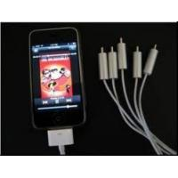 Quality AV+USB Cable for iPhone 3G 2.2 IPA101 for sale