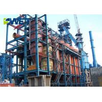 Quality Power Plant Circulating Fluidized Bed Boiler 1.25MPa Automatic Control for sale