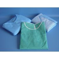 Quality Sterile Disposable Operating Clothing non woven surgical gown for Healthcare for sale
