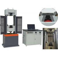 Quality 300KN Electro Hydraulic Servo Universal Tensile Testing Machine Computer Control for sale