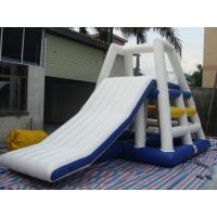 Quality Inflatable Jungle Climber Water Slide for sale