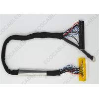 Best Twisted AV Signal Cable ,  Screen LVDS Cable For Computer Lenth 300mm wholesale