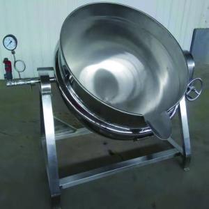 Quality May Collapse Dyadic Interlayer Boiler Electric Heating Sugar Syrup Boiler/Tilting Sugar Syrup Boiler for sale