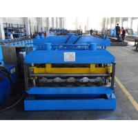 Quality 0.3-0.8mm Tile Profile Metal Roofing Roll Forming Machine for sale
