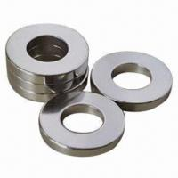 Best N35-N50, 35M-48M, 35H-45H, 30SH-42SH, 28UH-35UH and 28EH-33EH Permanent Ring Magnets wholesale