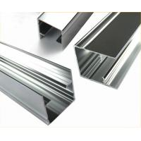 Quality Length Customized Polished Aluminium Profile Extrusion For Doors / Windows for sale