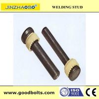 Quality Carbon steel shear stud for welding for steel structures for sale