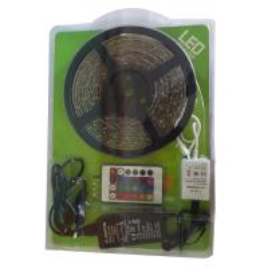 Quality IP65 60LED/M SMD3528 RGB led strip set for sale