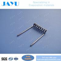 Buy Electron gun tungsten filaments with endurable high temperature tungsten 99.95% at wholesale prices
